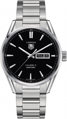 Tag Heuer Carrera Caliber 5 Day Date war201a.ba0723