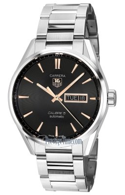 Tag Heuer Carrera Caliber 5 Day Date war201c.ba0723