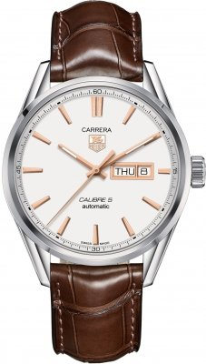 Tag Heuer Carrera Caliber 5 Day Date war201d.fc6291