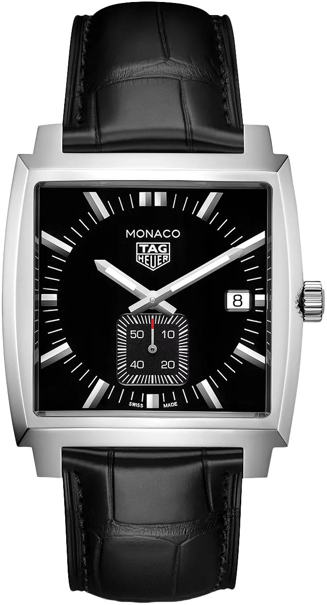 Tag Heuer Monaco Quartz Ladies Watch