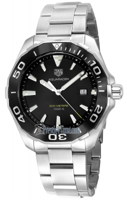 Tag Heuer Aquaracer Quartz 43mm WAY101A.BA0746