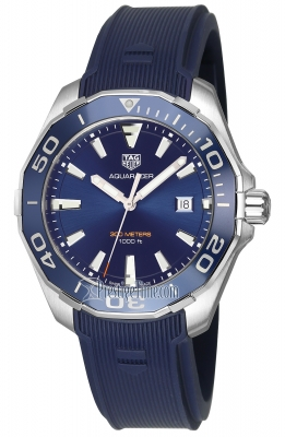 Tag Heuer Aquaracer Quartz 43mm way101c.ft6153