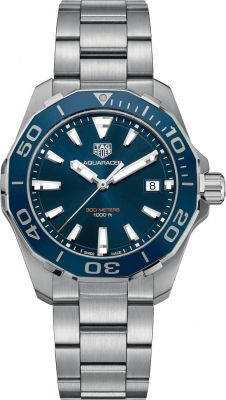 Tag Heuer Aquaracer Quartz 41mm way111c.ba0928