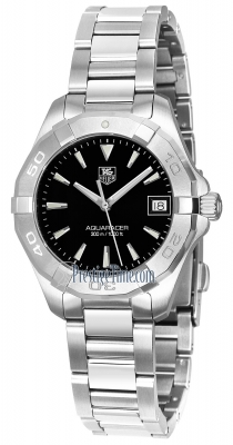 Tag Heuer Aquaracer Quartz Ladies 32mm way1310.ba0915