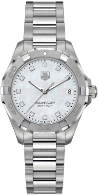 Tag Heuer Aquaracer Quartz Ladies 32mm way1313.ba0915