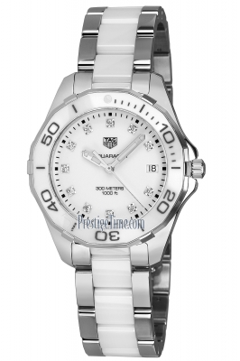 Tag Heuer Aquaracer Quartz Ladies 35mm way131d.ba0914