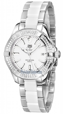 Tag Heuer Aquaracer Quartz Ladies 35mm way131f.ba0914