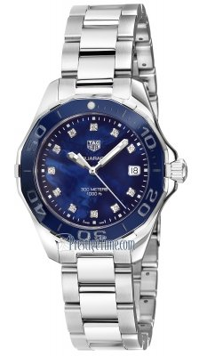 Tag Heuer Aquaracer Quartz Ladies 35mm way131L.ba0748