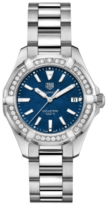 Tag Heuer Aquaracer Quartz Ladies 35mm way131n.ba0748