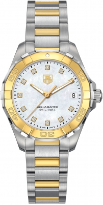 Tag Heuer Aquaracer Quartz Ladies 32mm way1351.bd0917