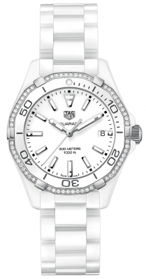 Tag Heuer Aquaracer Quartz Ladies 35mm way1396.bh0717