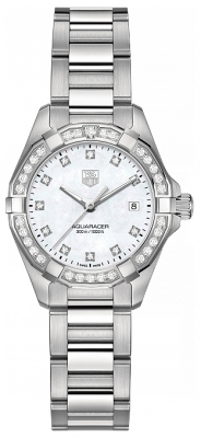 Tag Heuer Aquaracer Quartz Ladies 27mm way1414.ba0920