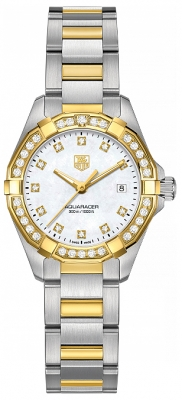 Tag Heuer Aquaracer Quartz Ladies 27mm way1453.bd0922