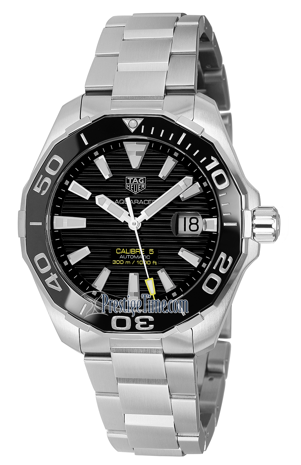 Tag Heuer Aquaracer Automatic 43mm Mens Watch