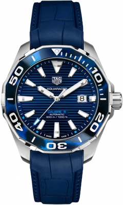 Tag Heuer Aquaracer Automatic 43mm way201p.ft6178