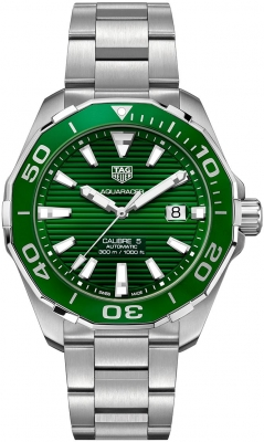 Tag Heuer Aquaracer Automatic 43mm way201s.ba0927
