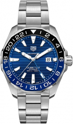 Tag Heuer Aquaracer GMT Automatic 43mm way201t.ba0927