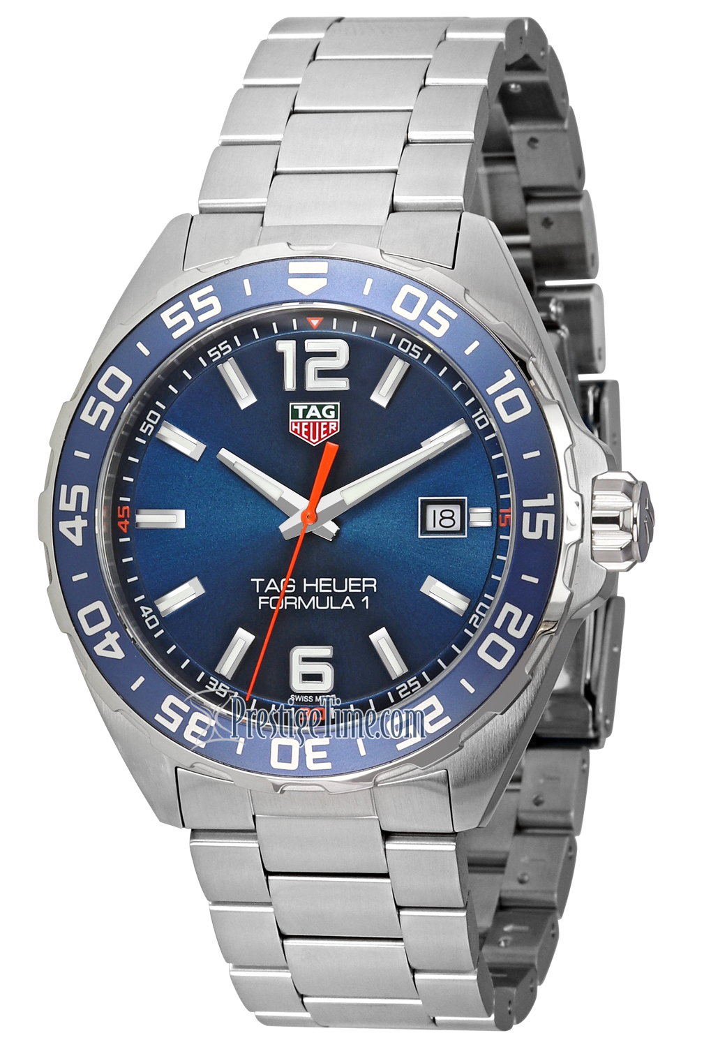 Tag Heuer Formula 1 Quartz 43mm Mens Watch