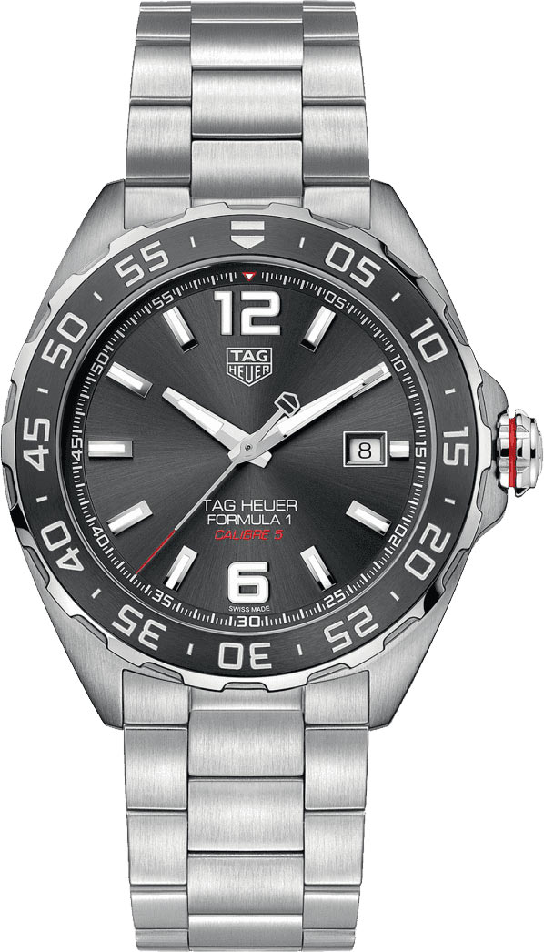 Tag Heuer Formula 1 Automatic 43mm Mens Watch