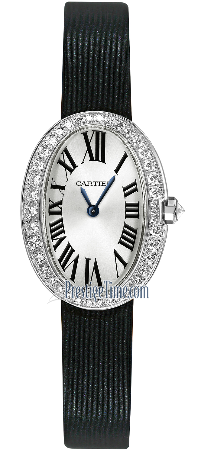 Wb520008 Cartier Baignoire Small Ladies Watch