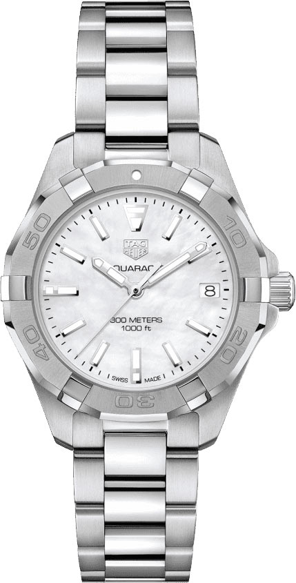 Tag Heuer Aquaracer Quartz Ladies 32mm Ladies Watch