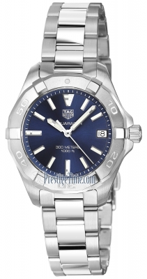 Tag Heuer Aquaracer Quartz Ladies 32mm wbd1312.ba0740