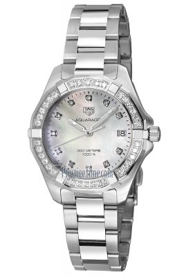 Tag Heuer Aquaracer Quartz Ladies 32mm wbd1315.ba0740