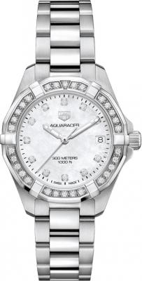 Tag Heuer Aquaracer Quartz Ladies 32mm wbd1315.ba0740