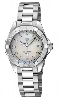 Tag Heuer Aquaracer Quartz Ladies 35mm wbd131b.ba0748