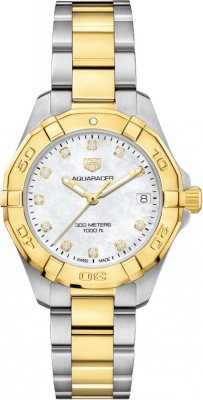 Tag Heuer Aquaracer Quartz Ladies 32mm wbd1322.bb0320