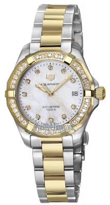 Tag Heuer Aquaracer Quartz Ladies 32mm wbd1323.bb0320