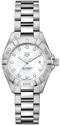 Tag Heuer Aquaracer Quartz Ladies 27mm wbd1414.ba0741