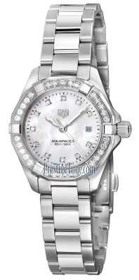 Tag Heuer Aquaracer Quartz Ladies 27mm wbd1415.ba0741