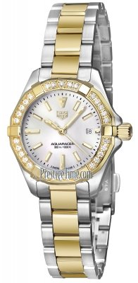 Tag Heuer Aquaracer Quartz Ladies 27mm wbd1421.bb0321