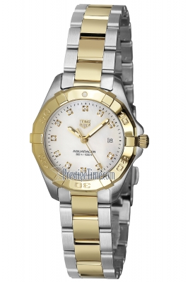 Tag Heuer Aquaracer Quartz Ladies 27mm wbd1422.bb0321