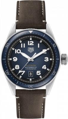 Tag Heuer Autavia Calibre 5 Chronometer 42mm wbe5116.fc8266