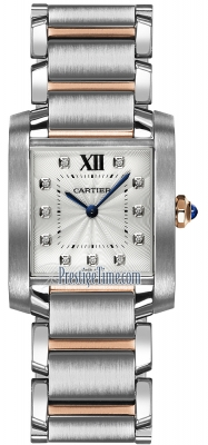 Cartier Tank Francaise Medium we110005
