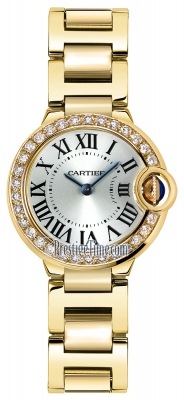 Cartier Ballon Bleu 28mm we9001z3