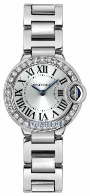 Cartier Ballon Bleu 28mm we9003z3