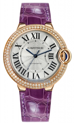 Cartier Ballon Bleu 36mm WJBB0009