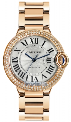 Cartier Ballon Bleu 36mm wjbb0005