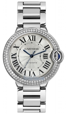 Cartier Ballon Bleu 36mm we9006z3