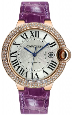 Cartier Ballon Bleu 42mm wjbb0031