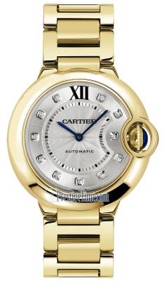 Cartier Ballon Bleu 36mm we902027
