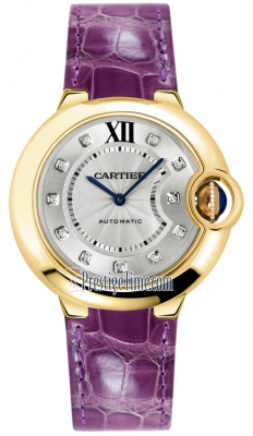 Cartier Ballon Bleu 36mm we902028