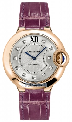 Cartier Ballon Bleu 36mm we902028