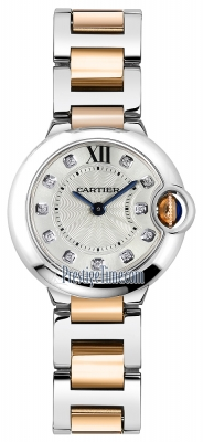 Cartier Ballon Bleu 28mm we902030