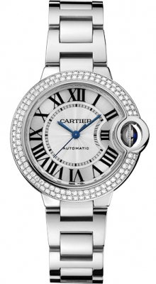 Cartier Ballon Bleu 33mm we902035