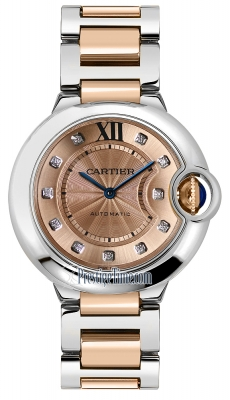 Cartier Ballon Bleu 36mm we902054