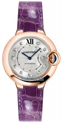 Cartier Ballon Bleu 33mm we902063